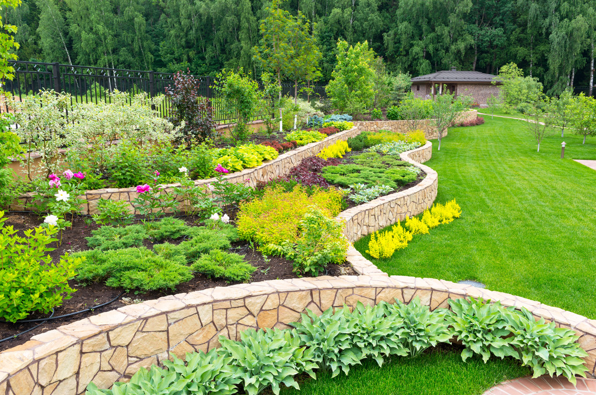 Newlands Builders Landscaping image