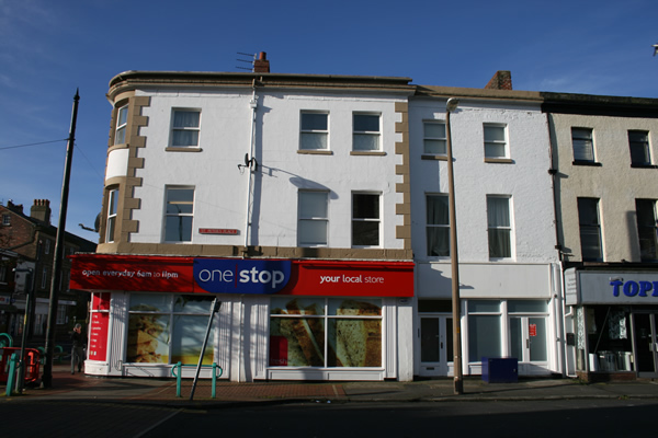 Grade 2 Listed Building, Fleetwood
